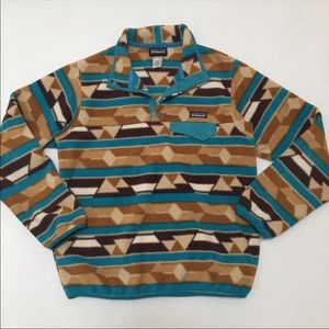💙Patagonia Synchilla Snap Pullover